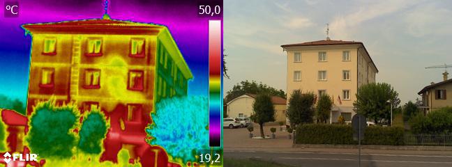 Analisi termografiche per risparmio energetico - revamping - manutenzione pannelli solari 20
