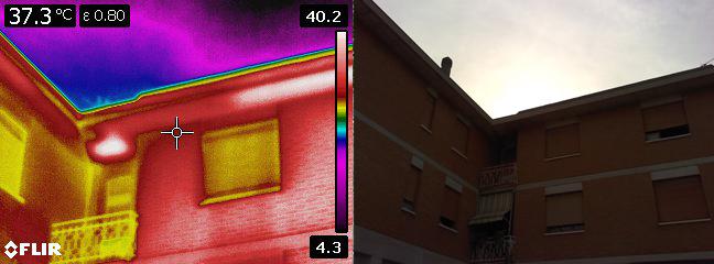 Analisi termografiche per risparmio energetico - revamping - manutenzione pannelli solari 22