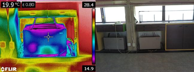 Analisi termografiche per risparmio energetico - revamping - manutenzione pannelli solari 23