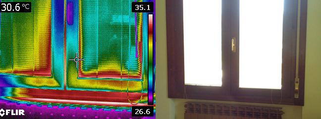 Analisi termografiche per risparmio energetico - revamping - manutenzione pannelli solari 25