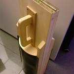 Clappatore per misurazione in acustica edilizia
