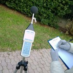 Misurazione acustica ambientale