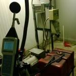 Misurazione acustica in ambiente industriale