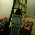 Misurazione acustica in ambiente industriale 2