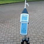 Misurazione fonometrica acustica