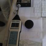 Taratura fonometro acustica