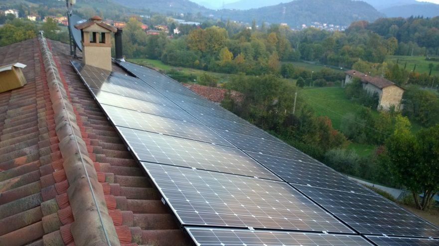 Impianto Fotovoltaico Cenate Sotto