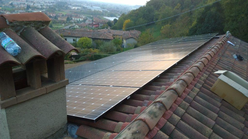 Impianto Fotovoltaico Cenate Sotto 2